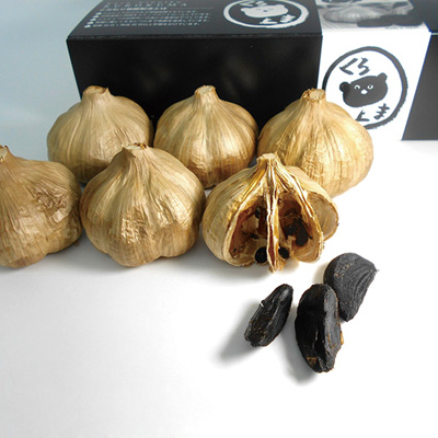 黒にんにく「くろくま」の商品イメージ