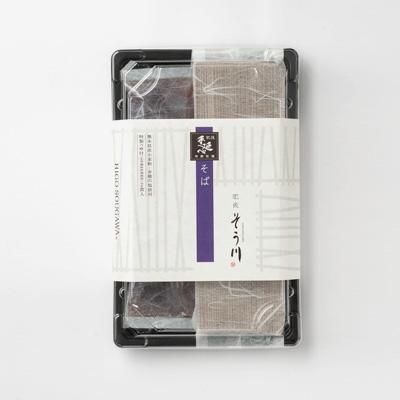 そば(つゆ付き/2食入)の商品イメージ
