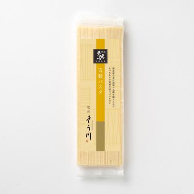 五穀パスタ(ソースなし/2食入)の商品イメージ