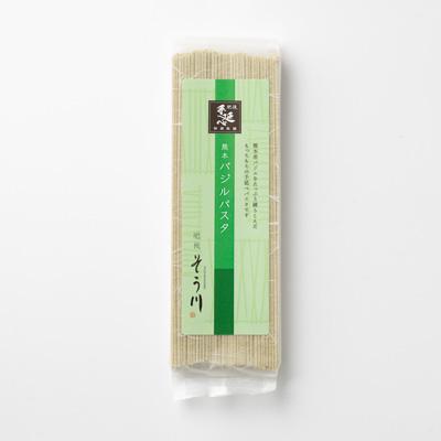 熊本野菜パスタ バジル(ソースなし/2食入)の商品イメージ