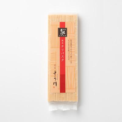 熊本野菜パスタ チリ(ソースなし/2食入)の商品イメージ