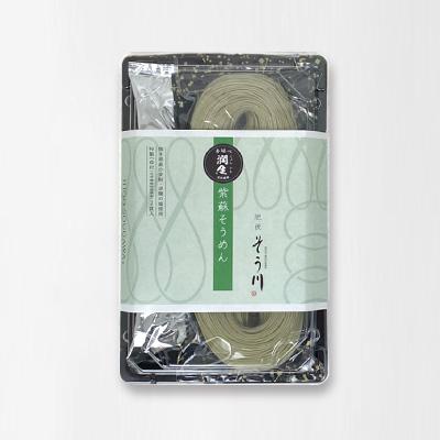 潤生紫蘇そうめん(つゆ付き/2食入)の商品イメージ