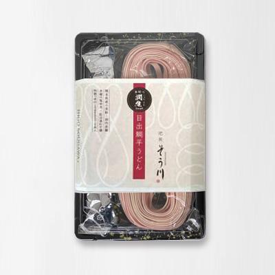潤生目出鯛平うどん(つゆ付き/2食入)の商品イメージ
