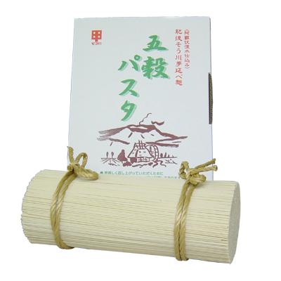 徳用五穀パスタそば(ソースなし/約20食入)の商品イメージ