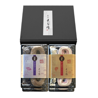 潤生ゆく年&くる年4パック入(つゆ付き/8食入)の商品イメージ