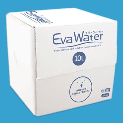 エヴァウォーター10Lボックス(300ppm)の商品イメージ