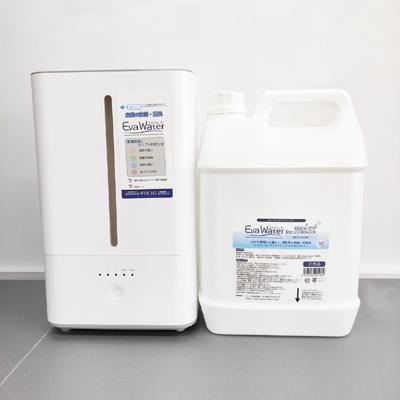超音波加湿器スターターキットの商品イメージ