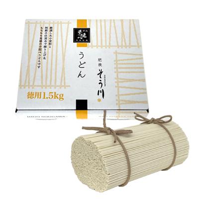 徳用乾うどん1.5kg(つゆなし/約17食入)の商品イメージ