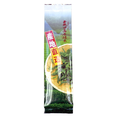 吉無田高原緑茶(お徳用)の商品イメージ