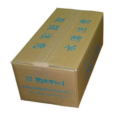 徳用そうめん9kg(つゆなし/約100食入)の商品イメージ